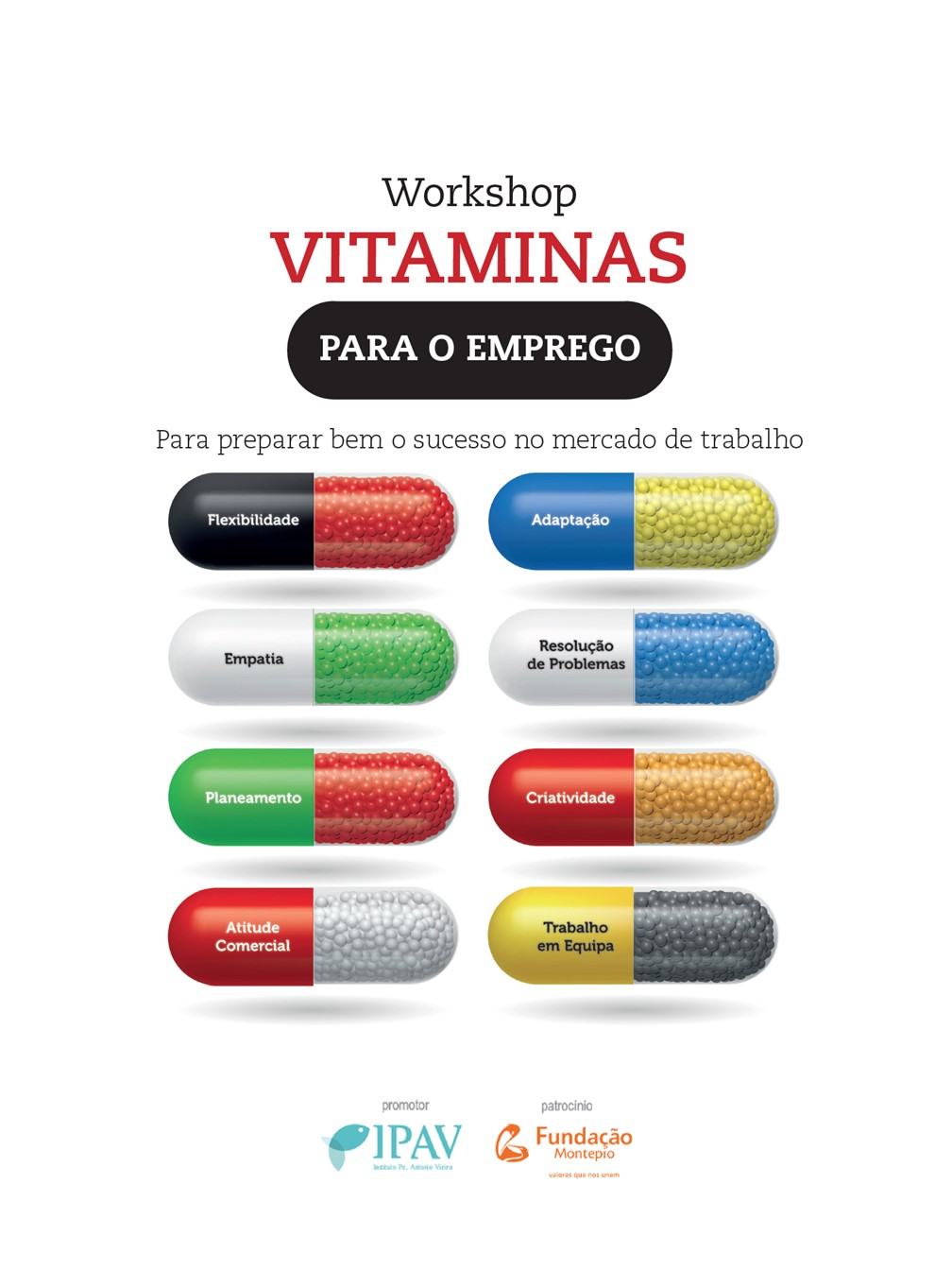 Cartaz Vitaminas